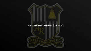 Saturday Mens (G&WA)