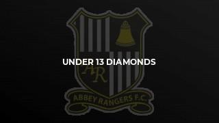 Under 13 Diamonds