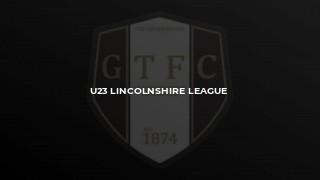 U23 Lincolnshire League