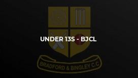 Under 13s - BJCL