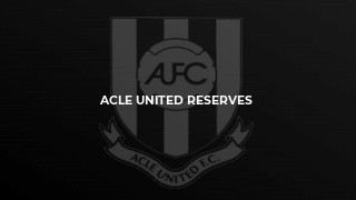 Acle United Reserves