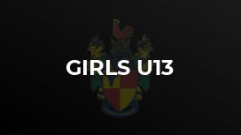 Girls U13