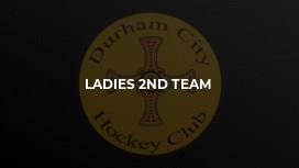 Ladies 2nd Team