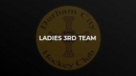 Ladies 3rd Team