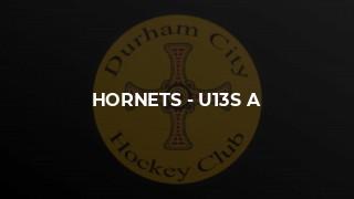 Hornets - U13s A