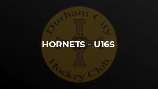 Hornets - U16s