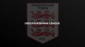 U10s Faversham League