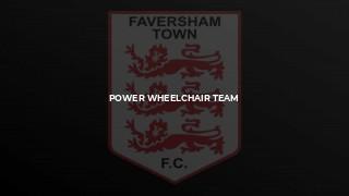 Power Wheelchair Team