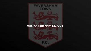 U11s Faversham League
