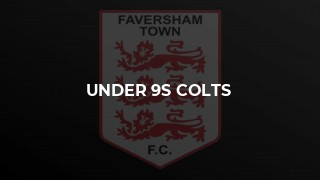 Under 9s Colts