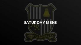 Saturday Mens