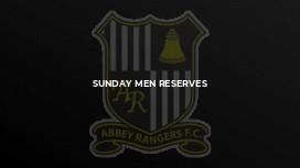 Sunday Men Reserves