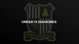 Under 15 Diamonds