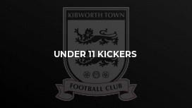 Under 11 Kickers