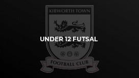 Under 12 Futsal