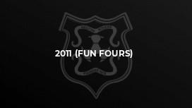 2011 (FUN FOURS)