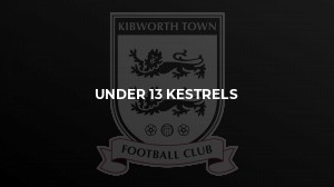 Kestrels to concentrate on the league