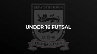 Under 16 Futsal