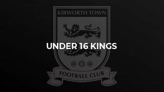 Under 16 Kings