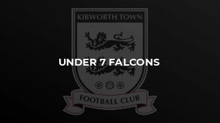 Under 7 Falcons