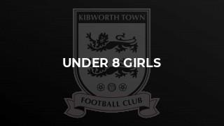 Under 8 Girls