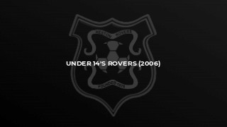 Under 14's Rovers (2006)