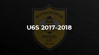 U6s 2017-2018