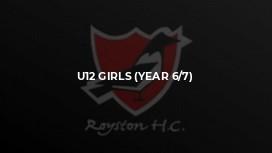 U12 Girls (Year 6/7)