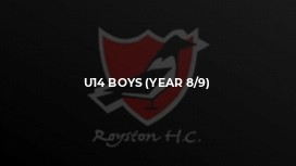 U14 Boys (Year 8/9)