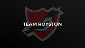 Team Royston