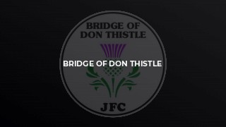 Thistle J.F.C. v East End