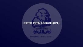 Oxted Prem League (OPL)