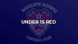 Under 15 Red