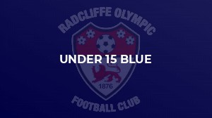 Lowdham Colts v Radcliffe Olympic Blue