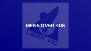 Mens Over 40s