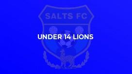 Under 14 Lions