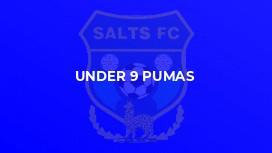 Under 9 Pumas