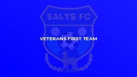 Veterans First Team