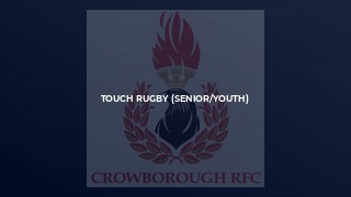Touch Rugby (Senior/Youth)