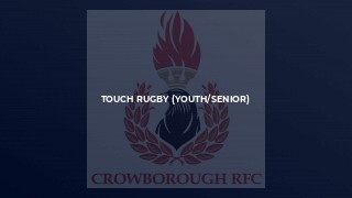 Touch Rugby (Youth/Senior)