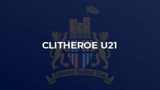 Clitheroe U21