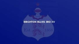 Brighton Blues 3rd XV