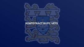 Pontefract RUFC Vets