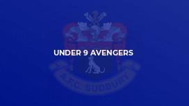 Under 9 Avengers