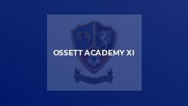 Ossett Academy XI
