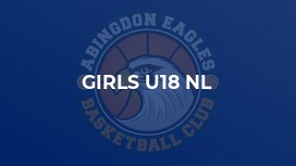 Girls U18 NL