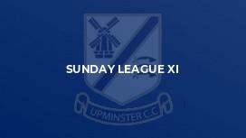 Sunday League XI