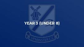 Year 3 (Under 8)