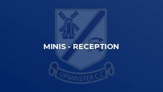 Minis - Reception