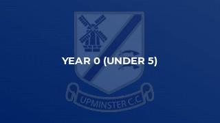 Year 0 (Under 5)